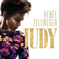 Judy Soundtrack (Gabriel Yared) - CD cover
