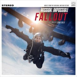 Mission: Impossible - Fallout Colonna sonora (Lorne Balfe) - Copertina del CD