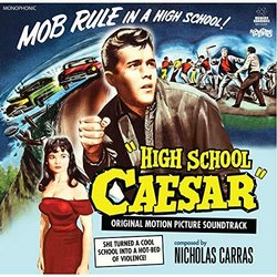 High School Caesar Soundtrack (Nicholas Carras) - Carátula