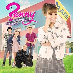 Penny on M.A.R.S. Season 2 Soundtrack (Various Artists) - CD cover