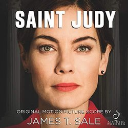 Saint Judy Soundtrack (James T. Sale) - CD cover
