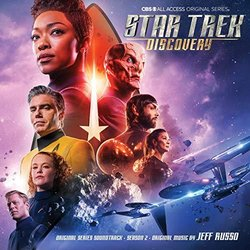 Star Trek: Discovery - Season 2 Soundtrack (Jeff Russo) - Carátula