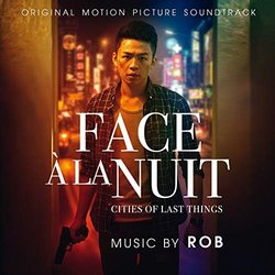 Face à la Nuit Soundtrack (Rob ) - CD-Cover