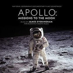Apollo: Missions to the Moon Soundtrack (James Everingham) - CD cover