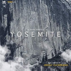 Yosemite Colonna sonora (Jeremy Zuckerman) - Copertina del CD
