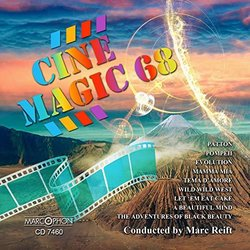 Cinemagic 68 Soundtrack (Various Artists) - CD cover