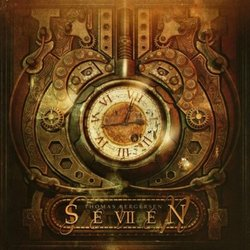 Seven Soundtrack (Thomas Bergersen) - CD cover