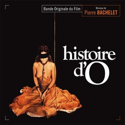 Histoire d'O Soundtrack (Pierre Bachelet) - CD-Cover