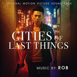 Cities of Last Things Trilha sonora (Rob , Robin Coudert) - capa de CD