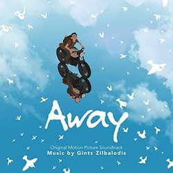 Away Soundtrack (Gints Zilbalodis) - CD cover