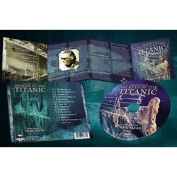 Secrets Of The Titanics Soundtrack (Craig Safan) - cd-inlay