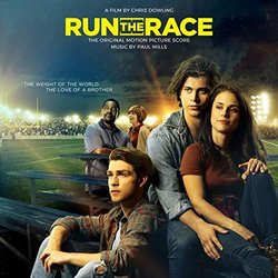 Run the Race Soundtrack (Various Artists, Paul Mills) - CD cover