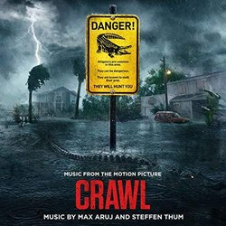 Crawl Soundtrack (Max Aruj	, Steffen Thum) - CD-Cover