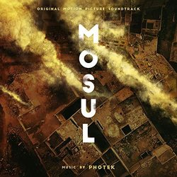 Mosul Soundtrack (Photek ) - CD-Cover