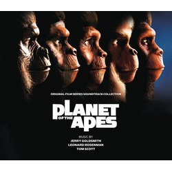 Planet of the Apes - Tom Scott, Leonard Rosenman, Jerry Goldsmith - 30/07/2019