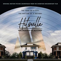 Hitsville: The Making Of Motown Soundtrack (Various Artists) - CD cover