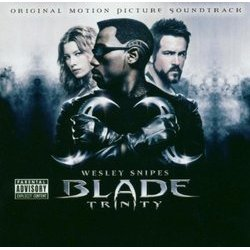 Blade Trinity Soundtrack (Various Artists, Ramin Djawadi) - Carátula