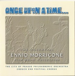 Once Upon A Time...The Essential Ennio Morricone Film Music Collection Trilha sonora (Ennio Morricone) - capa de CD