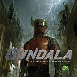 Gundala Soundtrack (Various Artists) - CD cover