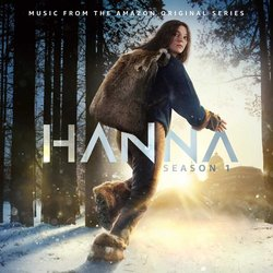 Hanna Soundtrack (Various Artists, Geoff Barrow, Ben Salisbury) - CD cover