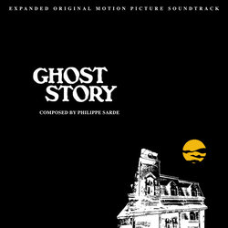 Ghost Story Soundtrack (Philippe Sarde) - CD cover