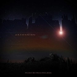Ascension Soundtrack (Rich McLeod) - CD cover