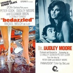 Bedazzled Soundtrack (Dudley Moore) - Carátula