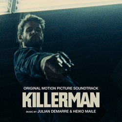 Killerman Bande Originale (Julian DeMarre, Heiko Maile) - Pochettes de CD