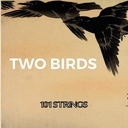 Two Birds - 101 Strings Soundtrack (101 Strings, Victor Young) - CD cover