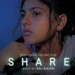 Share Soundtrack (Shlohmo ) - CD-Cover