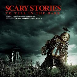Scary Stories to Tell in the Dark Bande Originale (Marco Beltrami, Anna Dubrich) - Pochettes de CD