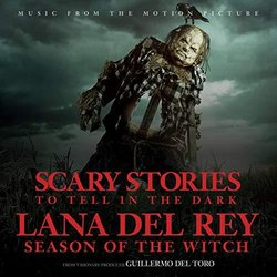 Scary Stories to Tell in the Dark: Season Of The Witch 声带 (Various Artists, Lana Del Rey) - CD封面
