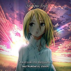 Shingeki no Kyojin Season 3: Akatsuki no Requiem - Instrumental Soundtrack (Jonatan King) - CD cover