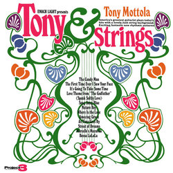 Enoch Light Presents Tony & Strings Soundtrack (Various Artists, Tony Mottola) - CD cover