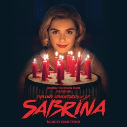 Chilling Adventures Of Sabrina: Season One Soundtrack (Adam Taylor) - CD cover