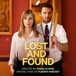 Lost and Found Soundtrack (Florent Marchet) - CD cover
