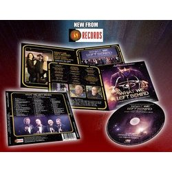 What We Left Behind: Looking Back at Star Trek: Deep Space Ścieżka dźwiękowa (Various Artists, Kevin Kiner, Dennis McCarthy) - wkład CD