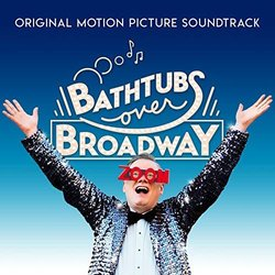 Bathtubs Over Broadway Soundtrack (Various Artists, Anthony Di Lorenzo, Ozzy Inguanzo, Dava Whisenant) - Carátula