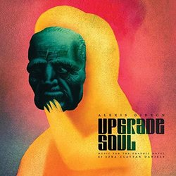 Upgrade Soul Soundtrack (Alexis Gideon) - CD cover