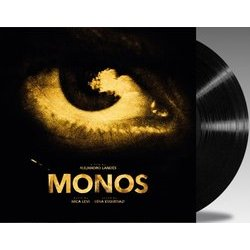 Monos Soundtrack (Various Artists, Mica Levi) - cd-inlay