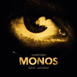 Monos Soundtrack (Various Artists, Mica Levi) - CD cover
