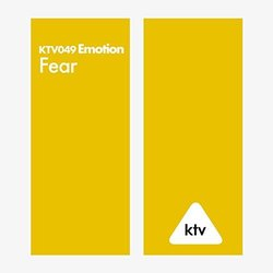 KTV049 Emotion - Fear Soundtrack (	Théo Boulenger, Eric Chevalier, Nicolas Techer) - CD cover