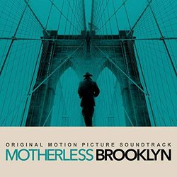 Motherless Brooklyn Soundtrack (Various Artists, Daniel Pemberton) - CD cover