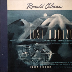Lost Horizon - Victor Young, Ronald Colman - 06/09/2019