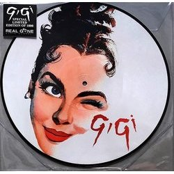 Gigi Soundtrack (Alan Jay Lerner, Frederick Loewe) - CD cover