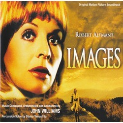 Images Soundtrack (John Williams) - CD cover