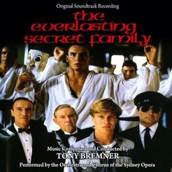 The Everlasting Secret Family Soundtrack (Tony Bremner) - Carátula