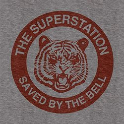 Saved by the Bell Soundtrack (The Superstation) - CD cover
