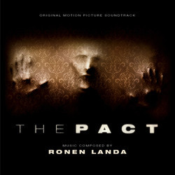 The Pact Soundtrack (Ronen Landa) - CD cover