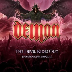 The Devil Rides Out Soundtrack (Demon ) - CD cover